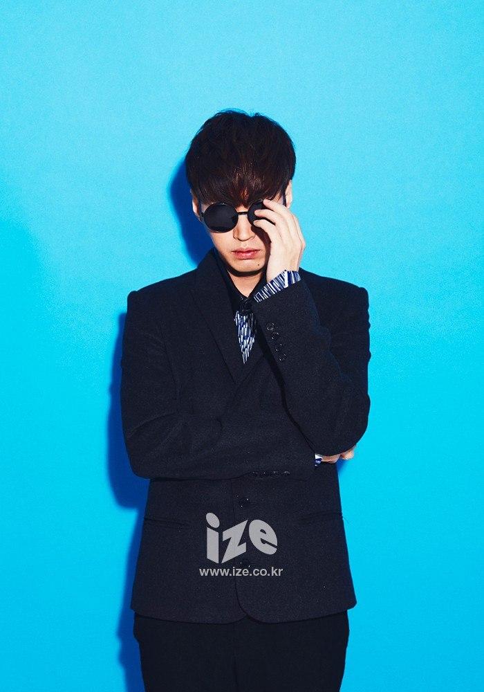 Epik High - ize Magazine November Issue '14