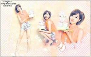 Eunjung wallpaper