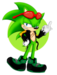 F*ck you pal - scourge-the-hedgehog icon