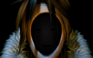 FACELESS SQUALL LEONHART