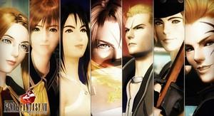 FINAL FANTASY VIII SEVEN HEROES