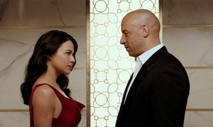 Furious 7 - Letty and Dom