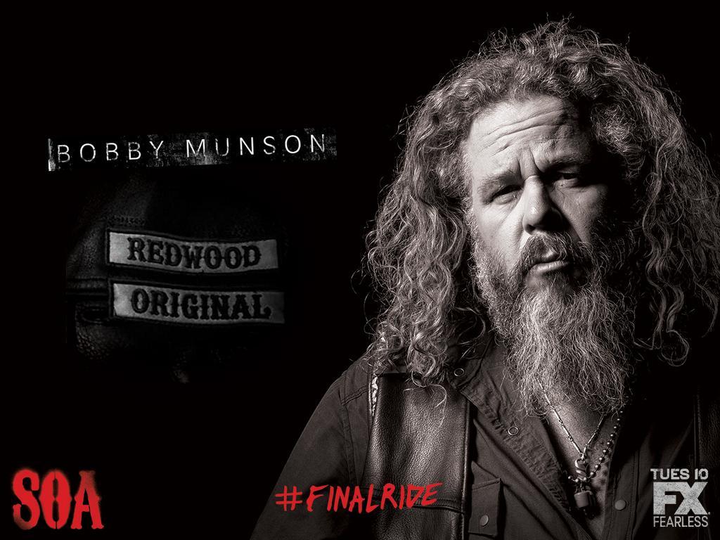 Final Ride - Bobby