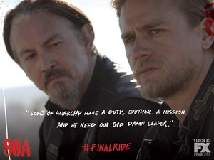 Final Ride - Chibs and Jax