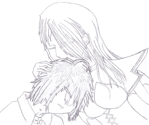 PTA and Banished 壁紙 entitled First shot at a shipping sketch. Crop only