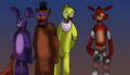 Five Nights at Freddy Fanart