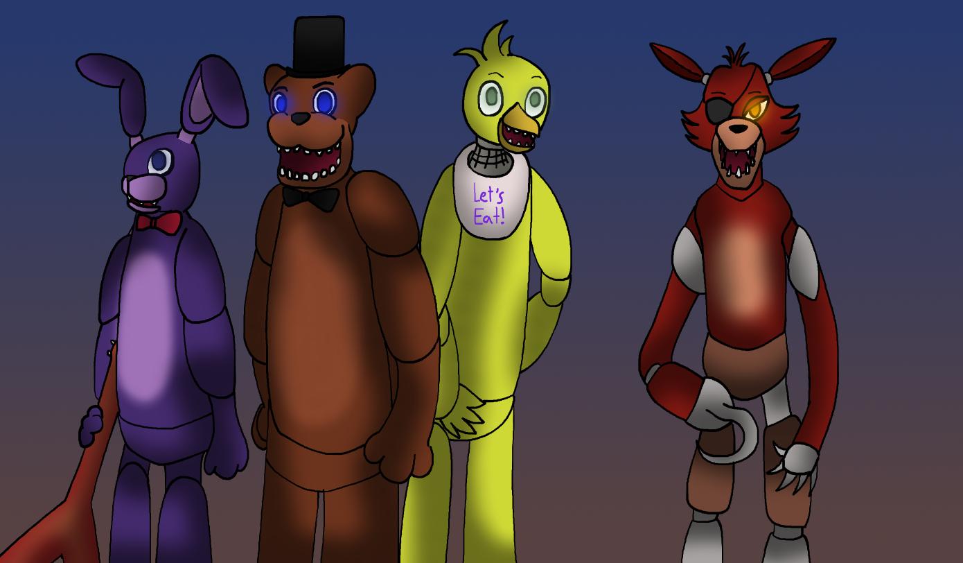 Five Nights at Freddy Fanart