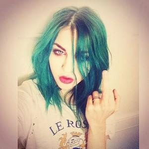 Frances sitaw Cobain