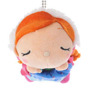 Frozen Anna mini plush