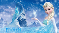 《冰雪奇缘》 Elsa