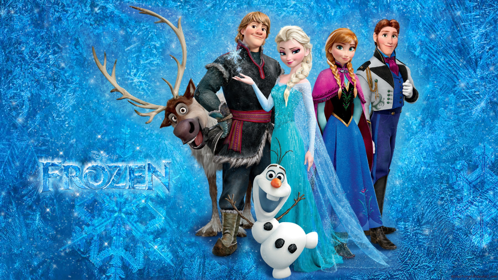 Disney frozen wallpaper