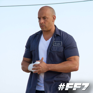 Furious 7 -  Behind the Scenes - Vin Diesel