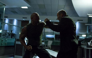 Furious 7 - Hobbs and Ian Shaw