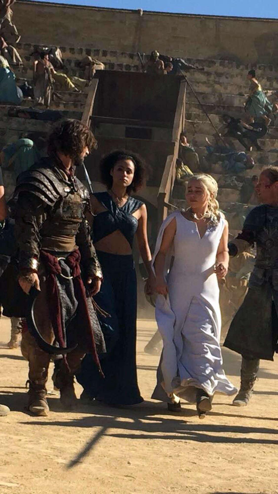 Game of Thrones - Season 5 - Osuna