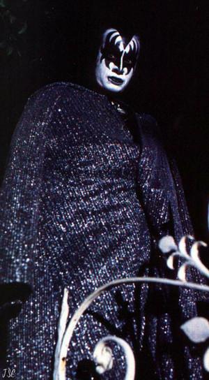 Gene Simmons....KISS Meets the Phantom of the Park