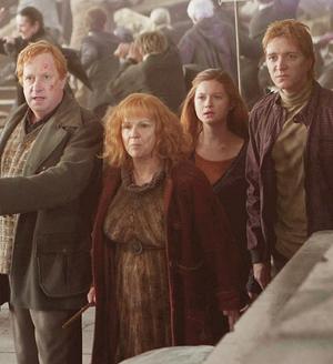 Ginny Weasley HP7