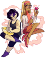 GoGo Tomago and Honey লেবু