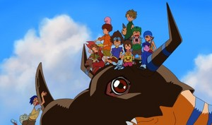 Good Times Digimon Adventure Style