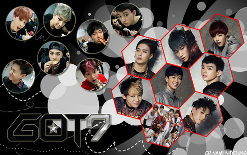 GOT7 wallpaper entitled Got 7 wallpaper❤ ❥