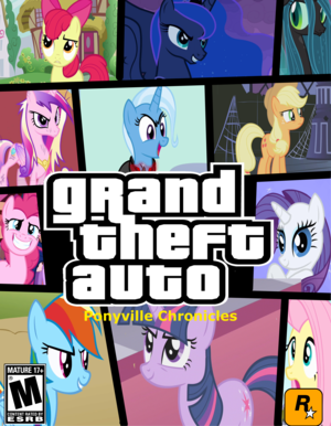 Grand Theft Auto Ponyville Chronicle