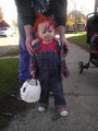 Halloween is Child's Play - chucky photo