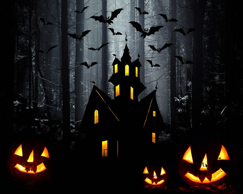 Random wallpaper titled Halloween