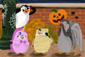 Happy Halloween! - penguins-of-madagascar fan art