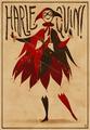 Harley Quinn - harley-quinn fan art