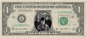 Harry Potter Dollar!