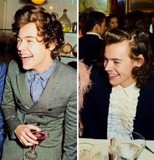 Harry Styles (Before and After) ♥