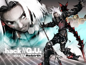 Haseo wallpaper