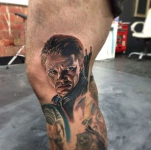 Hawkeye Tatoo