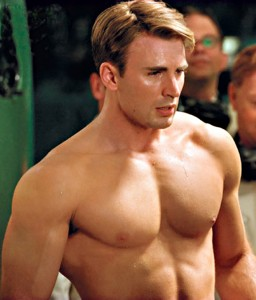 He is hot!