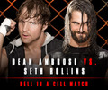 Hell in a Cell 2014 - Dean Ambrose vs Seth Rollins