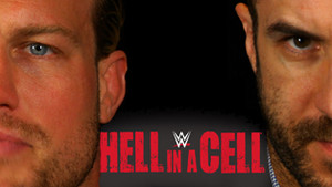 Hell in a Cell 2014 - Dolph Ziggler vs Cesaro