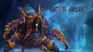 Heroes of the Storm Anub'arak