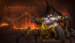 Heroes of the Storm Azmodan