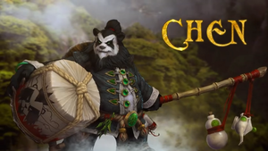 Heroes of the Storm Chen