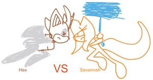 Hex vs Savannah