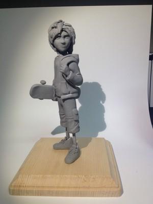 Hiro Sculpture