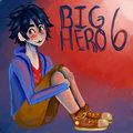 Hiro       - big-hero-6 fan art