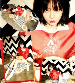 Hyuna '4minute World'