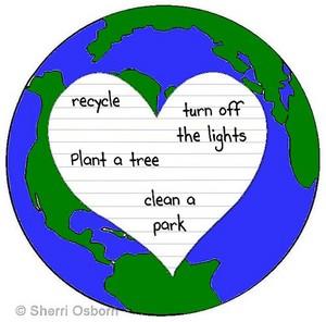 I cuore Earth