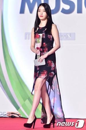 iu 2014 MelOn musik Awards Red Carpet