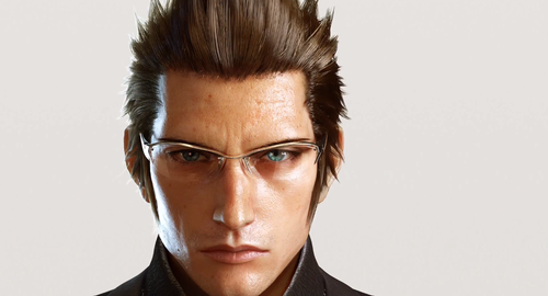 Final Fantasy XV achtergrond with a portrait called Ignis Scientia
