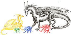 Inheritance Dragons