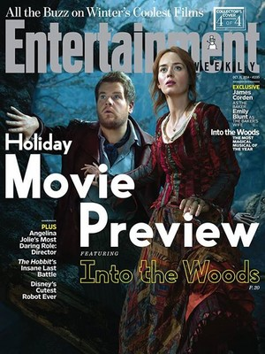 Into The Woods (2014) - Entertainment Weekly