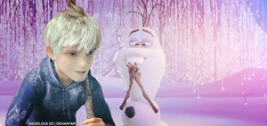 Jack Frost/Olaf