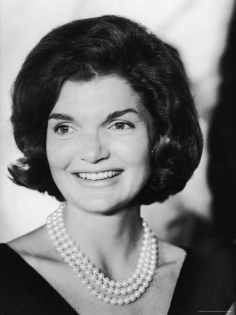 Physical Beauty wallpaper with a portrait entitled Jackie Kennedy-Onassis