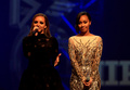 Jade and Leigh Presenting at the MOBO (Oct. 22)